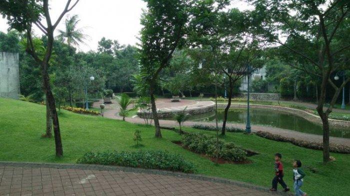Video Melihat Asrinya Taman Spathodea Jagakarsa Wartakota Kota Administrasi Jakarta