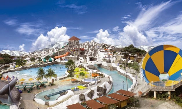 Atlantis Water Adventure Gotravelly Snowbay Waterpark Kota Administrasi Jakarta Timur