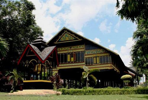 Aceh Tuan Rumah Hut 41 Taman Mini Indonesia Berita Pemerintah