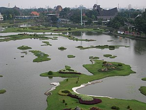 East Jakarta Wikiwand Top Left Istana Boneka Taman Mini Indonesia