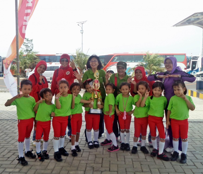 Hore Juara Sekolah Kristen Bpk Penabur Jakarta Tkk 5 Taman