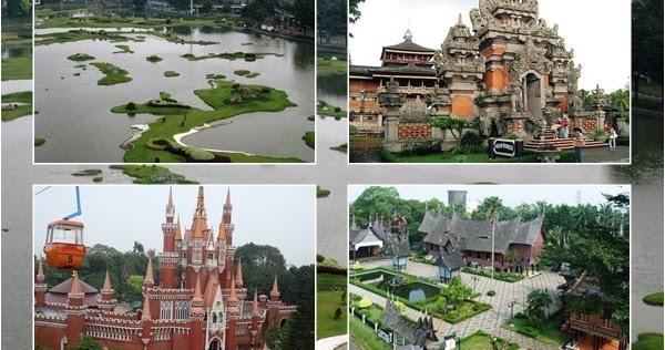 Taman Mini Indonesia Indah Tempat Rekreasi Jakarta Timur Murah Seru