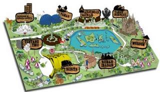 Taman Mini Indonesia Indah Tmii Viandra Blog Rangkuman Kebudayaan Bangsa