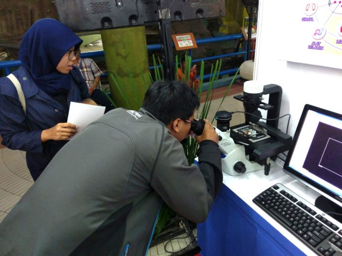 Unair Presents Products Indonesia Science Day 2018 Research Results Universitas