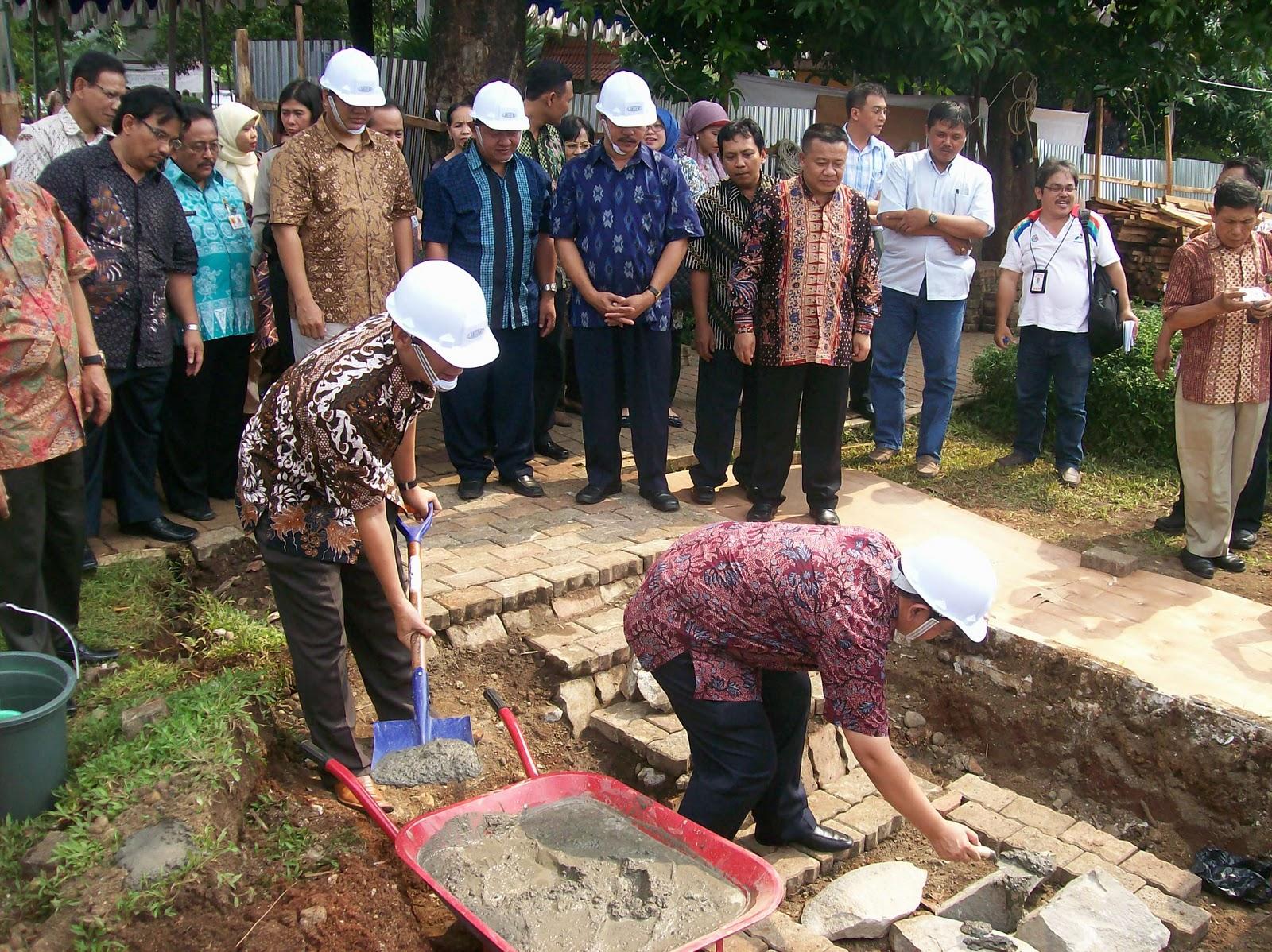 Wartanusantara Dr Arie Budhiman Canangkan Pembangunan Sangkrini Tmii Budaya Kegiatan