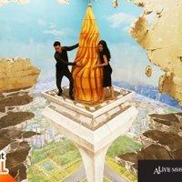 Alive Museum Lukisan 3d Jakarta Wajib Nyobain Gan Kaskus Diskon