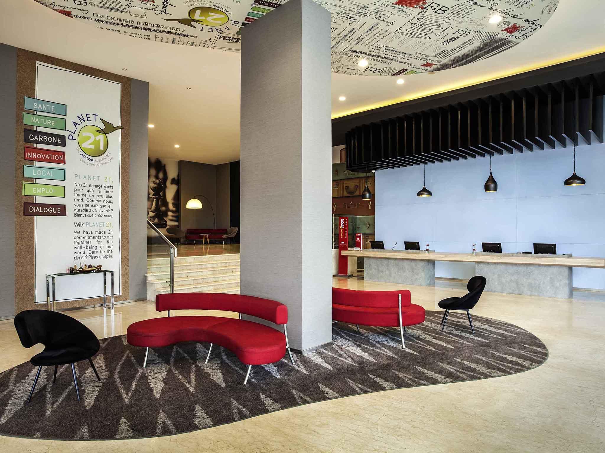 Hotel Jakarta Ibis Harmoni Alive Museum Ancol Kota Administrasi Utara