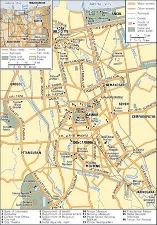 Jakarta History Map Population Facts Britannica Metropolitan Area Alive Museum