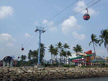 Jakarta Wikiwand Ancol Gondola Alive Museum Kota Administrasi Utara