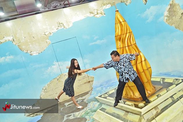 Klik Museum Berteknologi 3d Hadir Ancol Alive Hartati Jitunews Kota