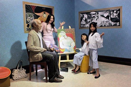 Pablo Picasso Picture Alive Museum Jakarta Tripadvisor Ancol Kota Administrasi