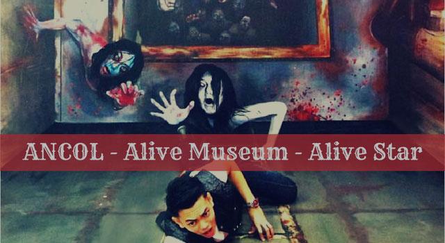 Tiket Alive Museum Ancol Star Atraksi Seru Travels Masuk Kota