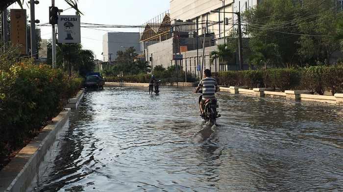 26 Wilayah Jakarta Utara Daerah Rawan Banjir Wartakota Dunia Air