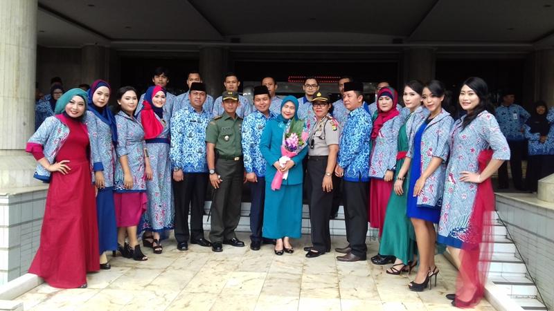 Batik Khas Jakarta Utara Diluncurkan Info Dunia Air Ancpl Kota