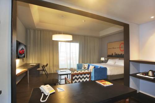 Cabin Hotel Prices Photos Reviews Address Indonesia Dunia Air Ancpl