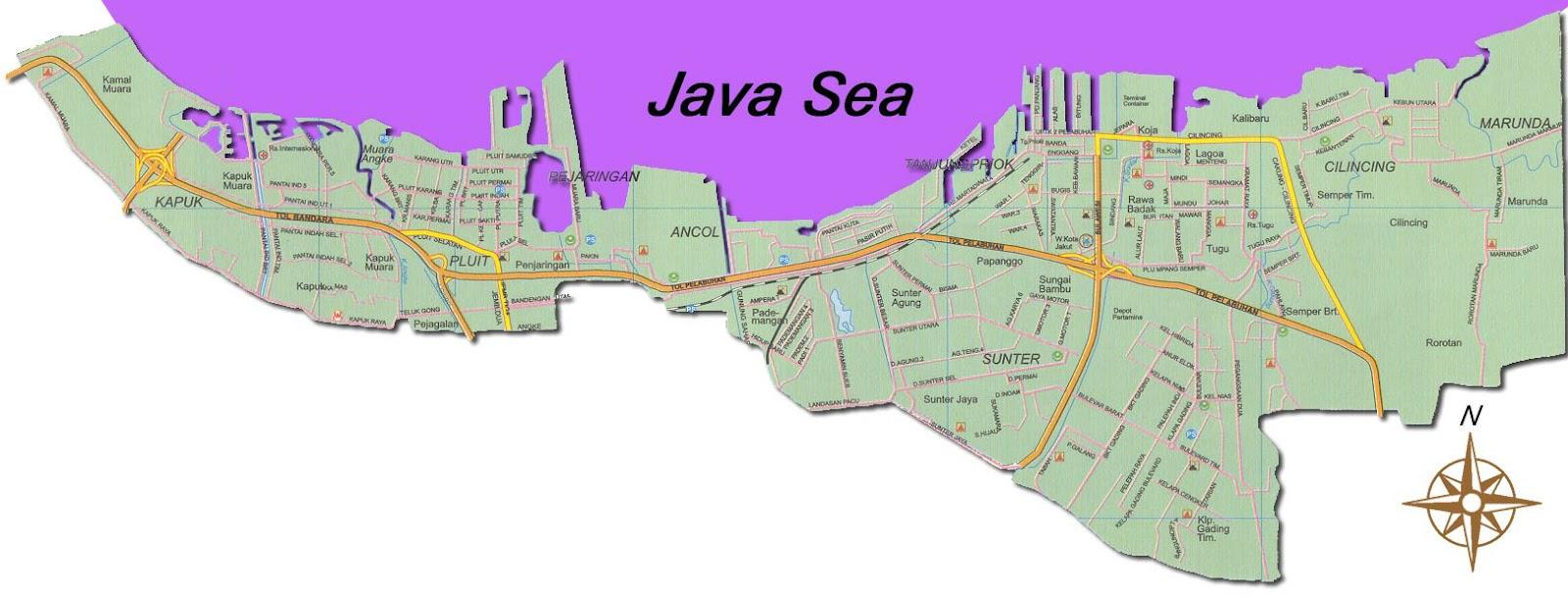 Data Statistik Kependudukan Jakarta Utara Gambaran Umum Kota Administrasi Dunia