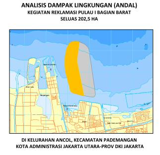 Dokumen Amdal Andal Reklamasi Pantai Utara Jakarta Center Perdebatan Seputar