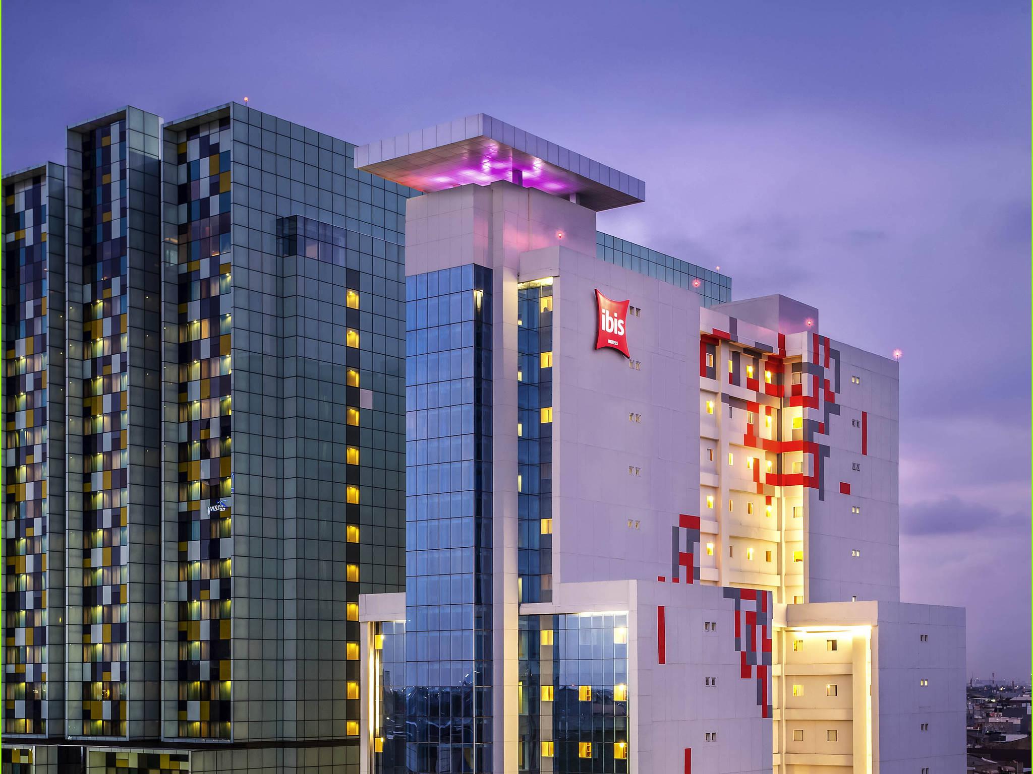 Hotel Jakarta Ibis Harmoni Dunia Air Ancpl Kota Administrasi Utara