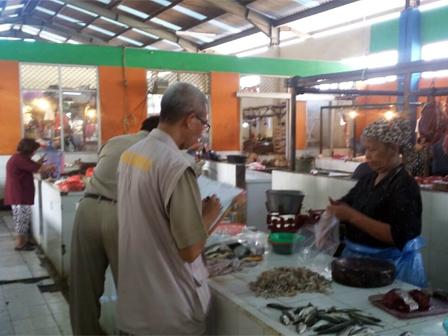 Jakarta Utara Beritajakarta Id Lima Pasar Jakut Bebas Produk Pangan