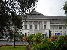 Jakarta Wikipedia Faculty Medicine University Indonesia Dunia Air Ancpl Kota