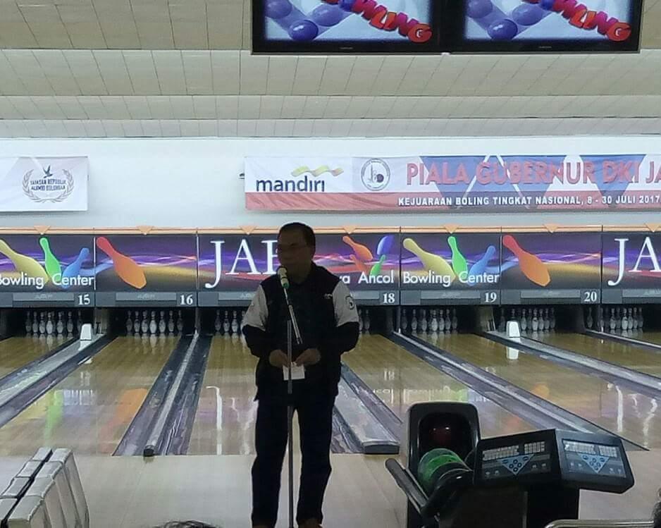 Pemerintah Kota Administrasi Jakarta Utara Kejuaraan Bowling Rebutkan Piala Gubernur