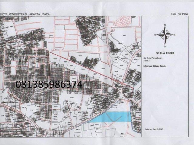 Perumahan Koja Jakarta Utara Komplek Mitula Properti Dunia Air Ancpl