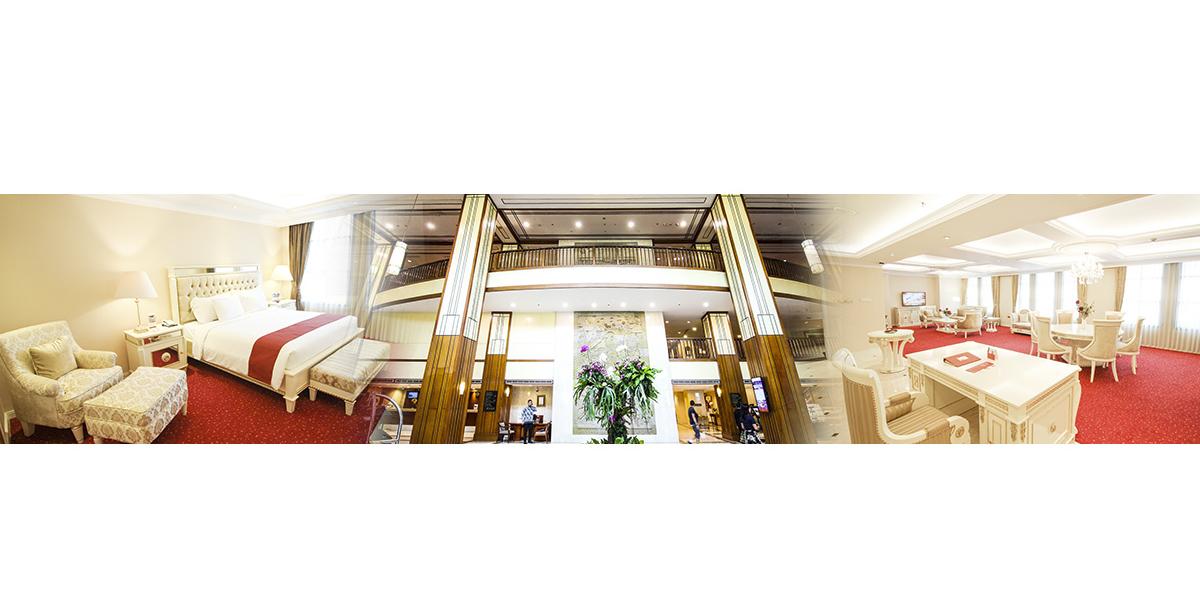 Redtop Hotel Jakarta Book Luxury Pecenongan Oriental Cafe Pasar Monas