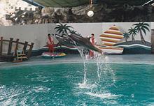 Ancol Dreamland Wikipedia Ocean Dream Samudra Edit Dunia Fantasi Dufan