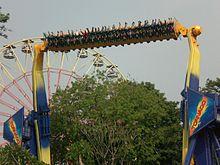 Ancol Dreamland Wikipedia Tornado Dunia Fantasi Fantasy World Dufan Kota