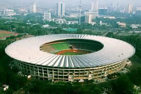 Jakarta Trav Food Stadion Utama Gelora Bung Karno Sebuah Serbaguna