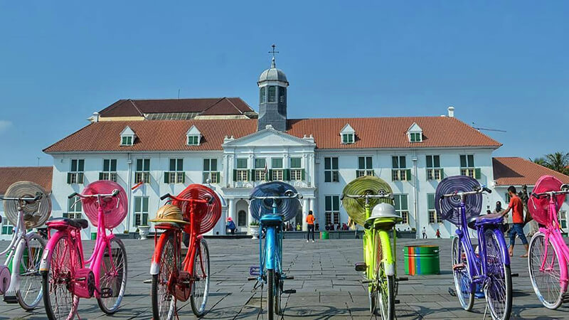 Panduan Wisata Jakarta Sekitarnya Pikniek Tempat Museum Fatahillah Dunia Fantasi