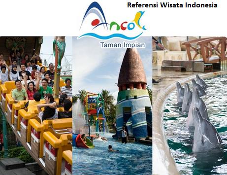 Referensi Wisata Taman Impian Jaya Ancol Sebuah Objek Jakarta Utara