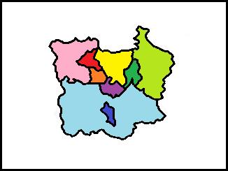 Daftar Kecamatan Kelurahan Desa Jabodetabek Kabupaten Kepulauan Seribu Kota Administrasi