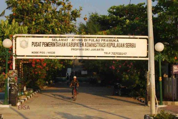 Dikaji Pemindahan Pusat Pemerintahan Administrasi Kepulauan Seribu Pos Kota Kabupaten