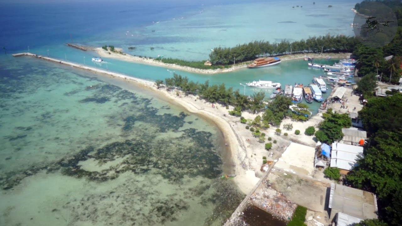 Eksotiknya Selusin Tempat Wisata Populer Kepulauan Seribu Kota Administrasi Jakarta