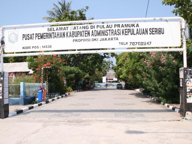 Explore Pulau Pramuka Kepulauan Seribu Selamat Datang Kota Administrasi Jakarta