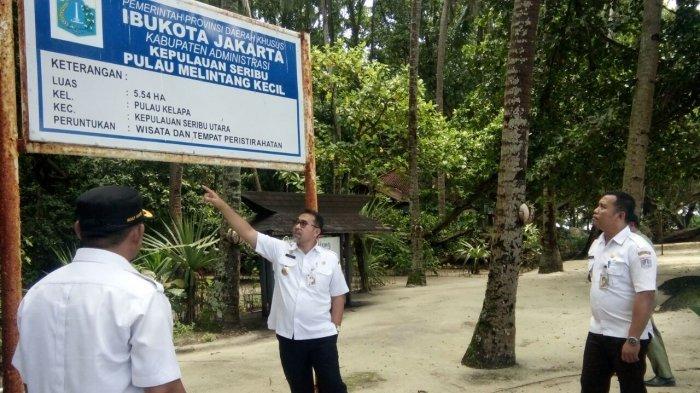 Genjot Sektor Pariwisata Tiga Pulau Kecil Kepulauan Seribu Dikelola Swasta