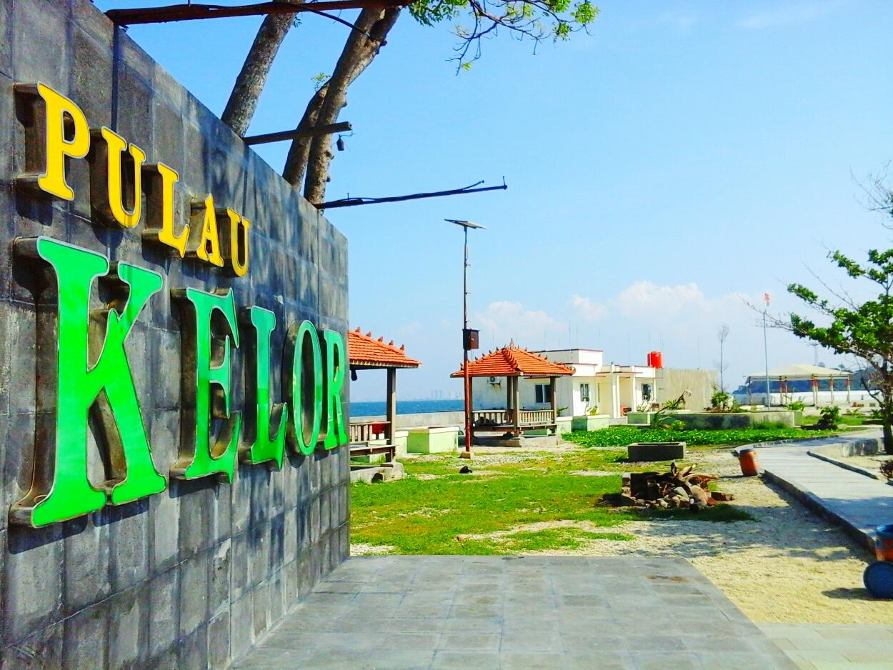 Info Harga Wisata Pulau Kelor Cipir Onrust Kepulauan Seribu Termasuk