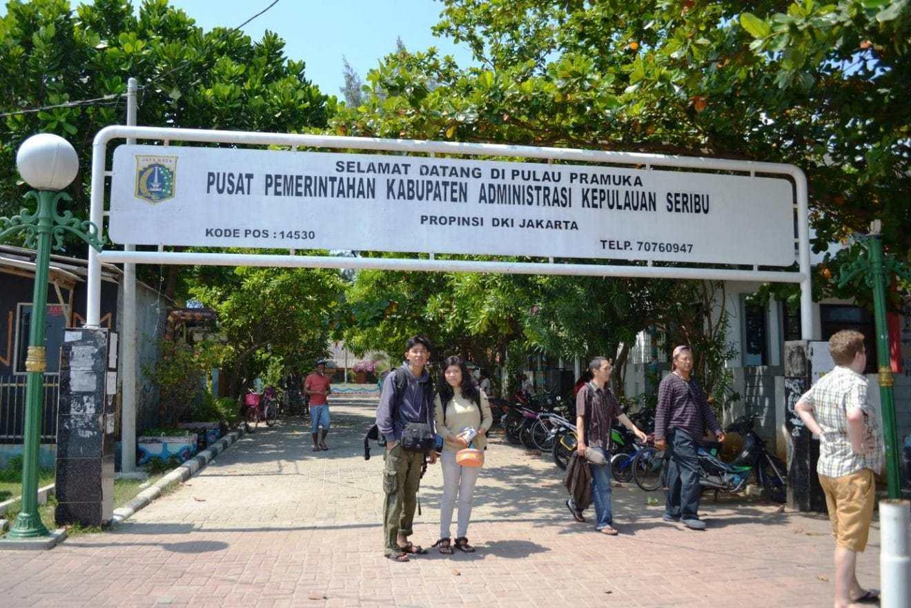 Inilah 5 Pulau Indah Tempat Favorit Seribu Pramuka Jakarta Kepulauan