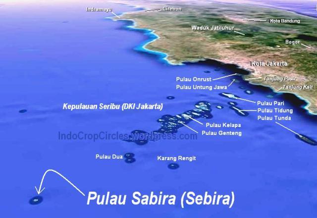Inilah Pulau Terpencil Utara Jakarta Indah Berhantu P Sabira Thousand