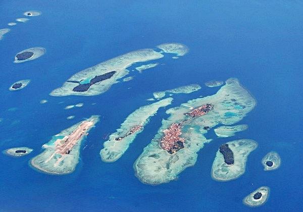 Jelajahpulau Pulau Seribu Gugusan Indah Ibu Sebuah Kepulauan Masuk Kabupaten