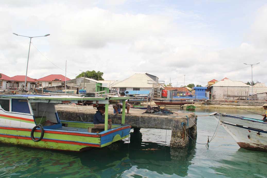 Kawasan Kumuh Kecamatan Kepulauan Seribu Utara Ditata Berita Kota Administrasi