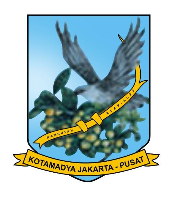 Kota Administrasi Jakarta Pusat Wikipedia Bahasa Indonesia Ensiklopedia Bebas Kepulauan