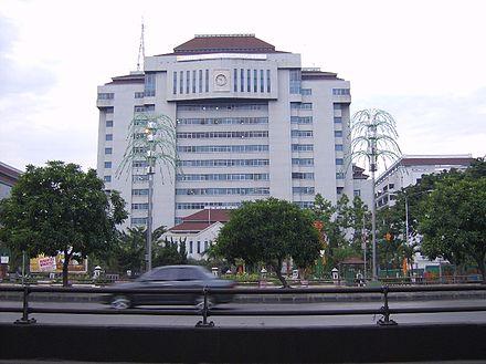 Kota Administrasi Jakarta Utara Wikiwand Kantor Wali Balaikota Kepulauan Seribu