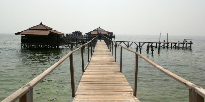 Kunjungan Pelancong Kepulauan Seribu Bertambah Kompas Kota Administrasi Jakarta Utara