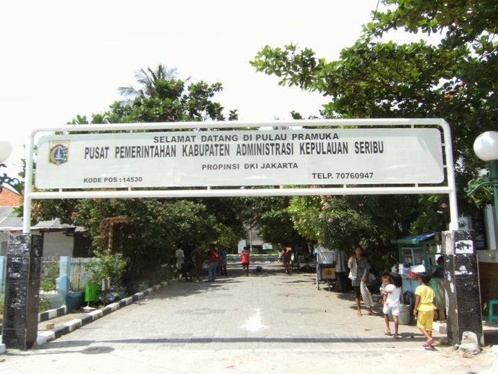 Mengintip Pulau Pramuka Sebagai Pusat Pemerintahan Kab Kepulauan Seribu Kota