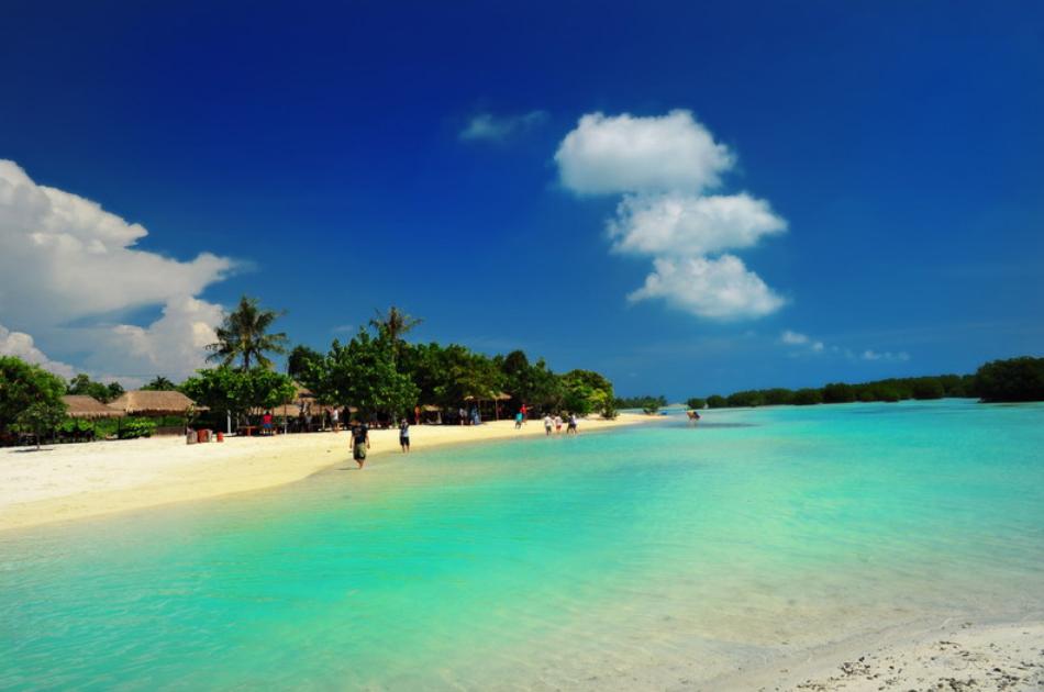 Ngapain Bali 8 Surga Pantai Kepulauan Seribu Traveling Yuk Pulau
