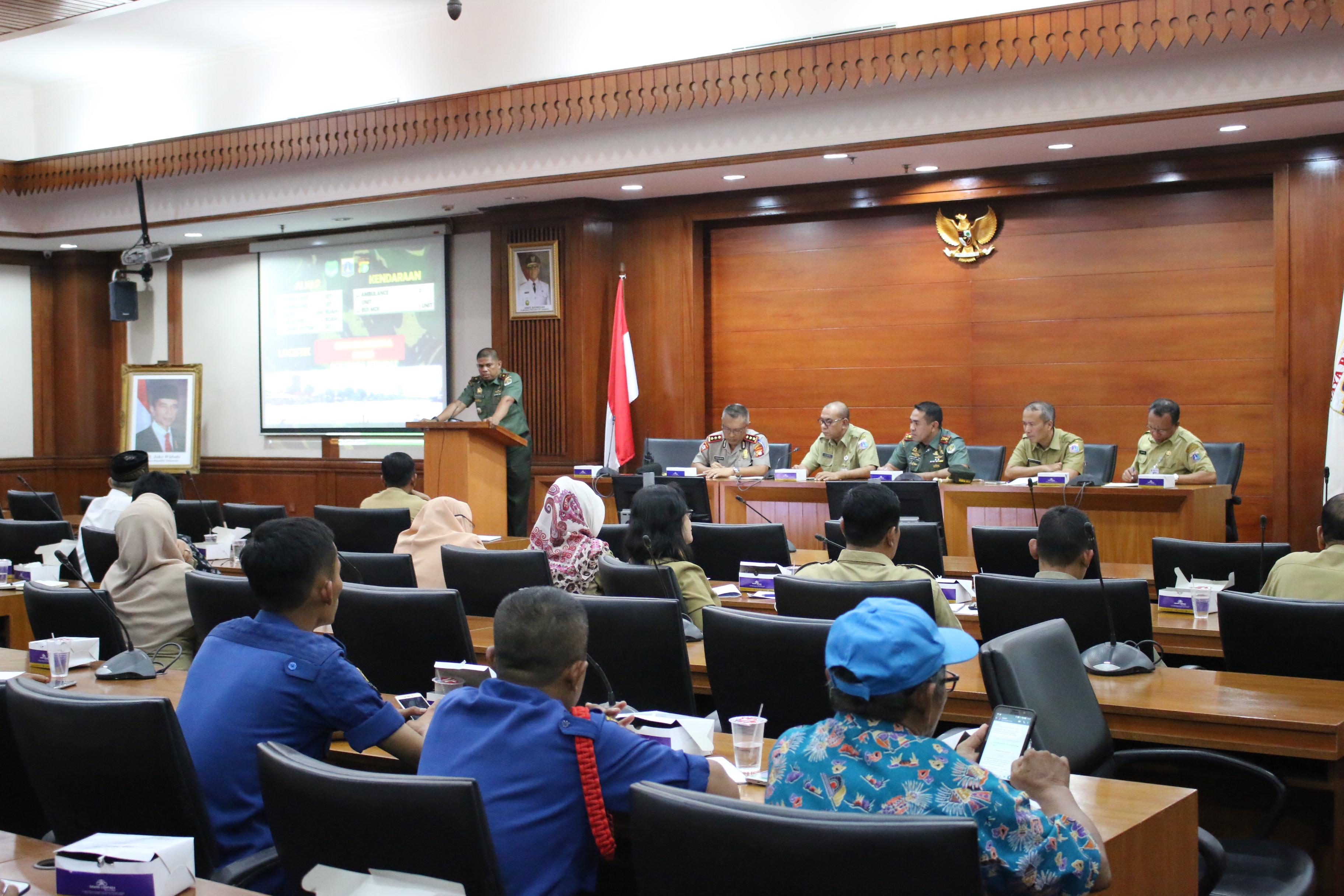 Pemerintah Kota Administrasi Jakarta Utara Hbkb Peringatan Hari Kesaktian Pancasila