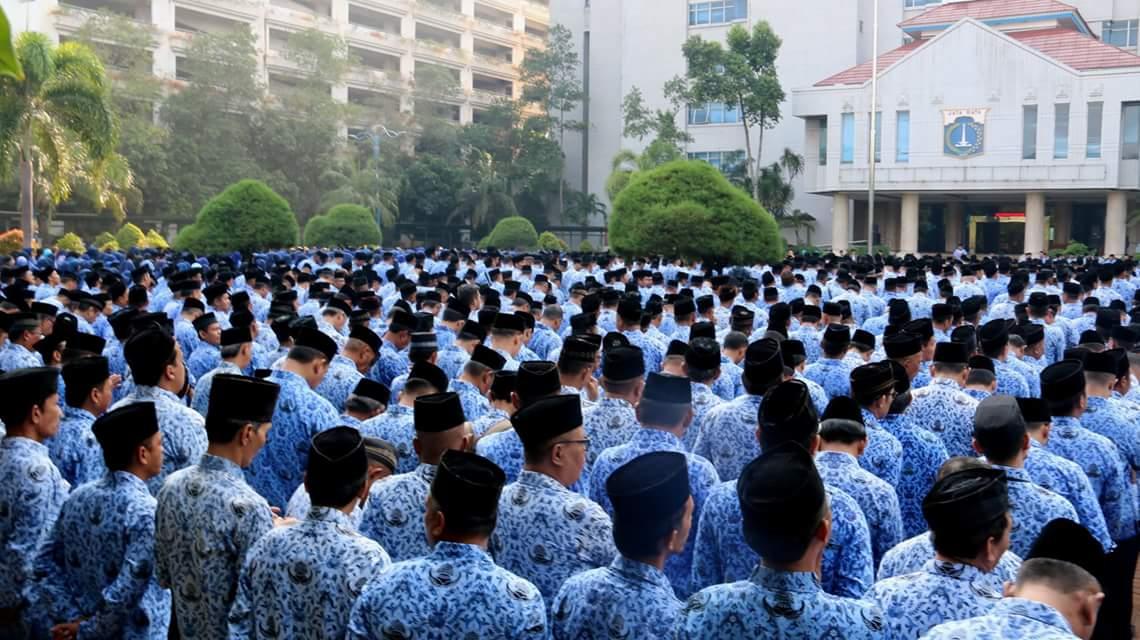 Pemerintah Kota Administrasi Jakarta Utara Memajukan Dunia Pendidikan Tanggung Jawab