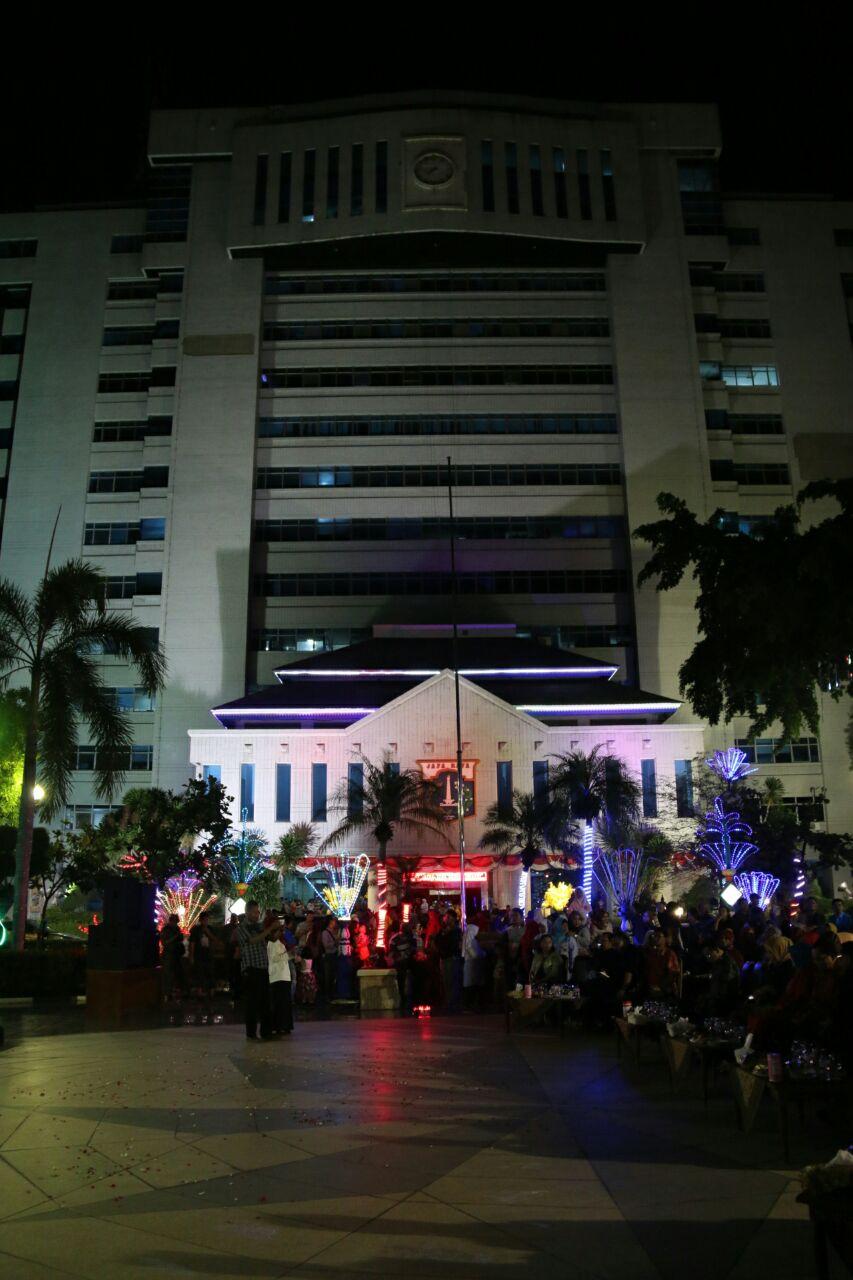 Pemerintah Kota Administrasi Jakarta Utara Meriahkan Hut Ri Pemkot Jakut